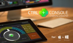 CTRL+Console: creativity unleashed