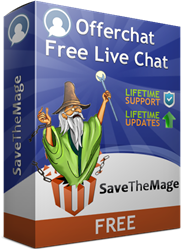 Offerchat Live Chat Magento Extension