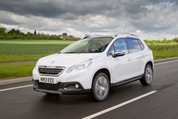 Peugeot 2008 Compact Crossover