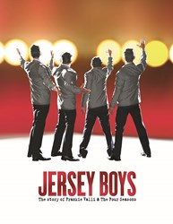 Jersey Boys at The Hanover Theatre in Worcester