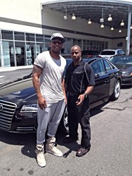Jim Ellis Audi Atlanta >> Omar Epps Begins Promotional Relationship With Atlanta Audi