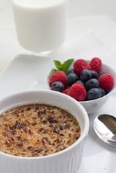 Oatmeal Creme Brulee Recipe