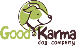 Good Karma Dog partners with Save a Pet for the inaugural Pound for a Pound reat donation