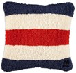 Nautical Flag C is for CHARLIE pillow