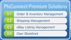 PhiConnect All-in-one Management