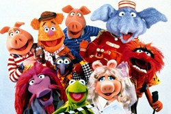 Muppet Meeting