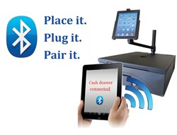 BluePRO Bluetooth Interface for Cash Drawers