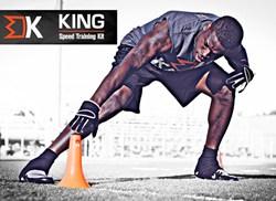speed training equipment, speed ladder, speed hurdles, agility ladder