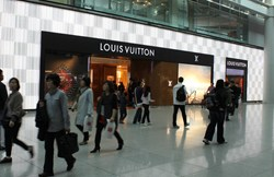 Louis Vuitton, Incheon International Airport, Seoul, Number One Travel Retail Airport 2012
