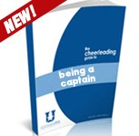 Cheerleading Blog University releases a new eBook on being a cheer captain