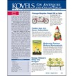 Kovels on Antiques and Collectibles August 2013 Newsletter Available