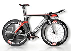 Stradalli Phantom II Full Carbon Time Trial Triathlon Bike