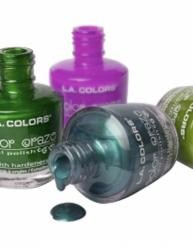 L.A. Colors Color Craze Winter Nail Polish