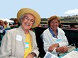 Silvergate Guests Jackie Thurston (left) and Rita McGlincy (right)