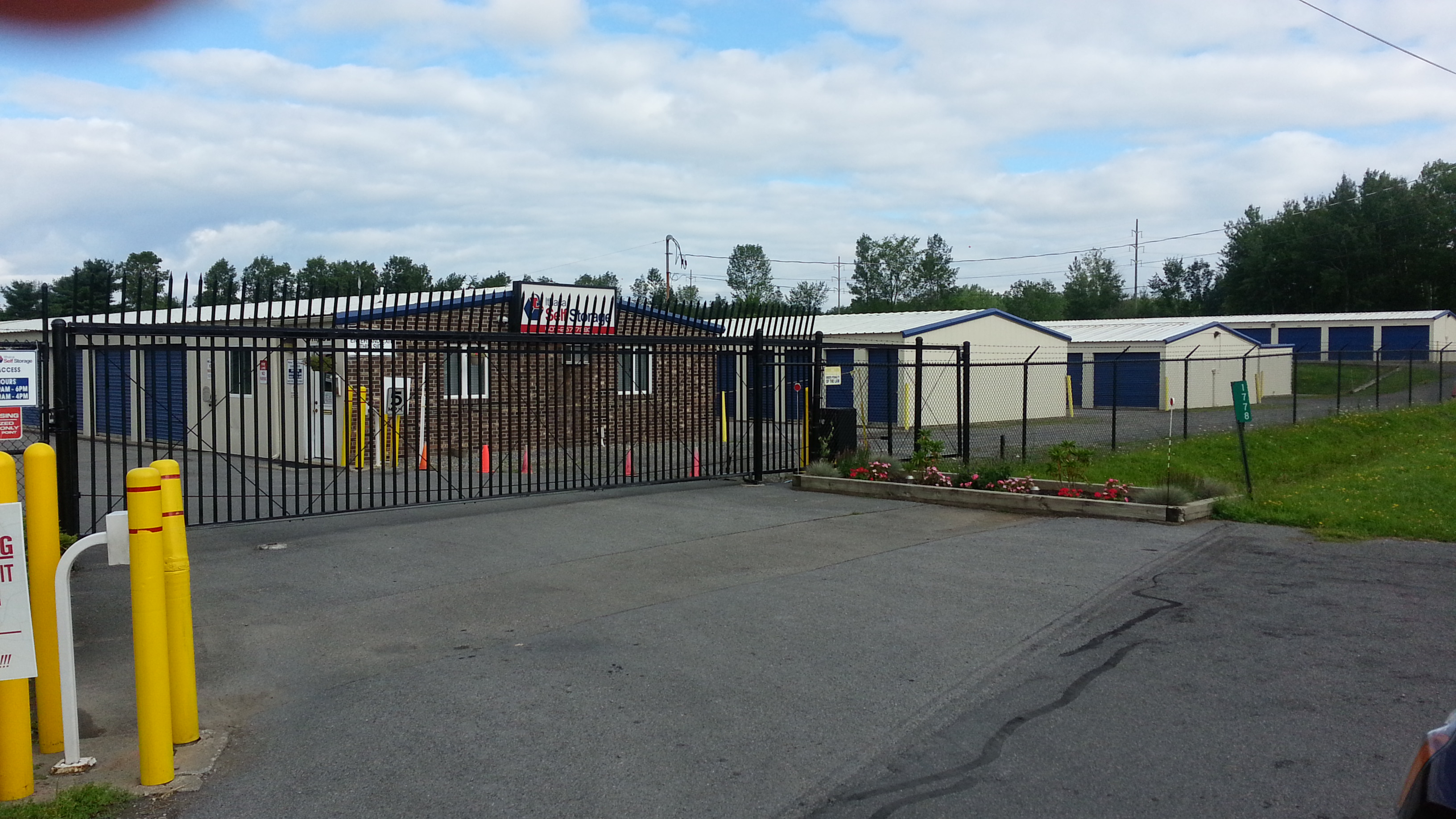 Secure Self Storage Ithaca After Facelift