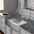 Vigo VG15278 All in One 30-inch Farmhouse Stainless Steel Kitchen Sink and Faucet Set