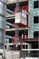 Bigge Adds Construction Hoists to Fast Growing Texas Rental