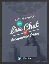 Live Chat Best Practices Ebook
