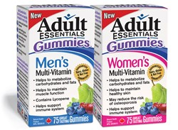 The First Men's and Women's Multi-Vitamin in Gummy Form