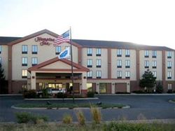 Hampton Inn by Hilton Denver West Golden Hotel