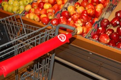 Healthy Hands - Shopping Cart Handle Cover