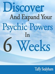 How to Discover and Expand Your Psychic Powers in 6 Weeks is course in which you learn one new disciple a week.