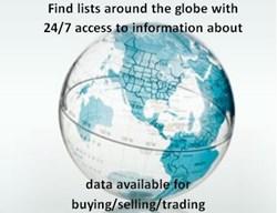 Find Data Around the World