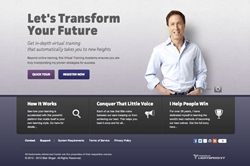 Blair Singer virtual training academy for flexible online learning