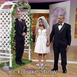 wedding officiant, rick lake show