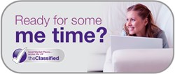 theClassified opportunity aimed at mums looking for some 'me time'