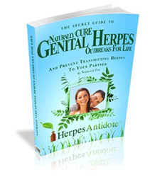 how to cure herpes review