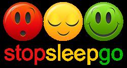 StopSleepGo.com Logo