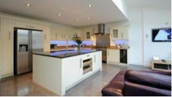 Private Home Open-Plan Kitchen, Stockport