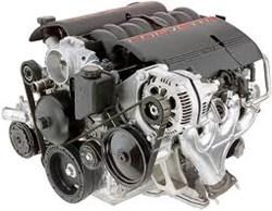 Chevy LS1 Engine
