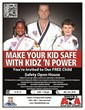 Printable Flyer for Child Safety Seminar