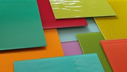 New Bendheim Color Coated Glass