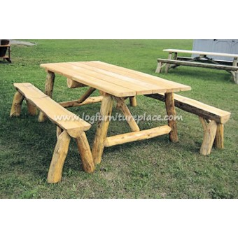 Pine Lake Picnic Table
