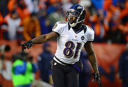 Anquan Boldin on the Ravens