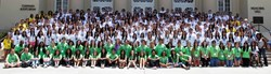 Grainne Ortlieb among the 2013 LA-SoCal HOBY Participants