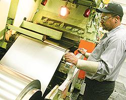 Precision Copper Foils