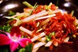 miss Korea BBQ serves Yukhoe, the julienned beef tartare cuisine