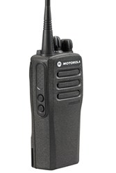 The new CP200d MOTOTRBO digital two-way radio from Motorola Solutions