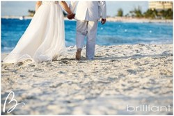 The Sands at Grace Bay Wedding in Turks and Caicos - photo courtesy of Brillant by Tropical Imaging