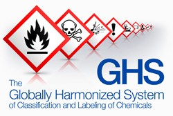 OSHA/GHS HazCom training