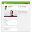 Candidate Profile View