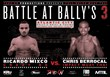 Baltimore Kickboxing Fighters, Keeman Diop and Ricardo Mixco, Set to Fight in Battle At Bally's III