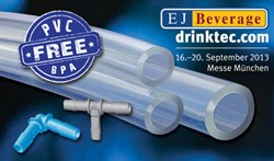 PVC Free Antimicrobial Tubing and Fittings
