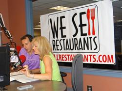 Restaurant Brokers Launch Radio Show