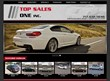 Top Sales One Website - Built by Carsforsale.com
