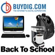 Kick Off the School Year with Savings from BuyDig.com